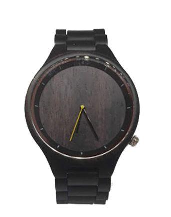 Nightdream el reloj de ébano que te emocionará