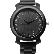 Black Lotus el reloj de ébano que brillara con luz propia