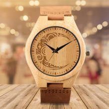 Luna, el reloj con el que no pasaras desapercibido