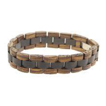 pulsera de madera de Abedul del Etna
