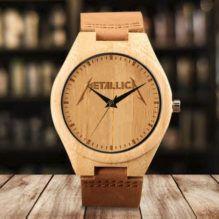 Metallica, el reloj mas metalero ahora a tu alcance